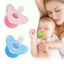 Newborn Baby Pacifier Soother Silicone Dummy Mordedor De Bebe Teether Nipples Chupeta Chupetas Para