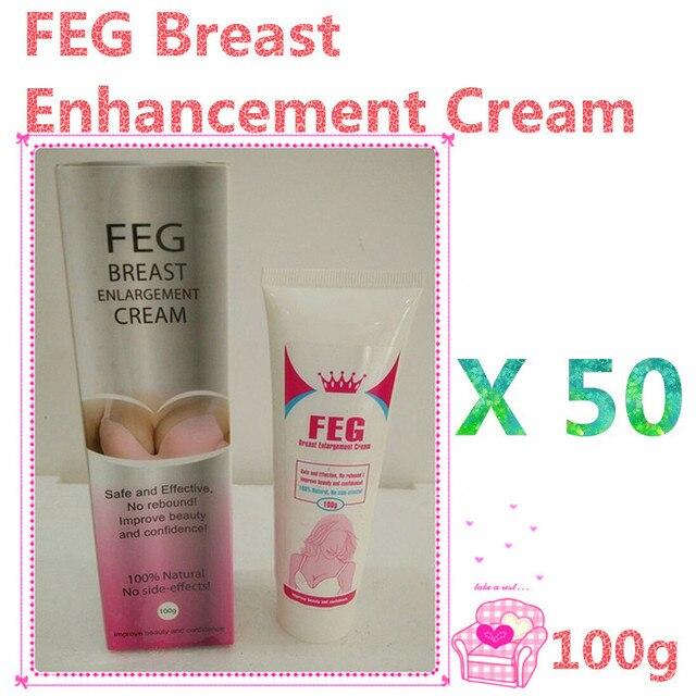 breast size increase cream