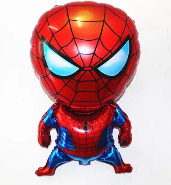партия украшения человек-паук