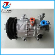 High quality ac compressor model 5SEU12C for TOYOTA AVENSIS 447220-9247/447220-9248/447260-0198/447260-0192/447180-9420