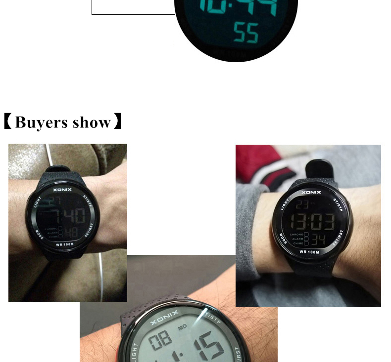 HTB1icCaRpXXXXbiXFXXq6xXFXXXD - XONIX Sport Watch for Men