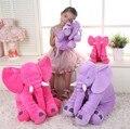 Плюшевые игрушки, кукла, Держать подушку, Мультфильм куклы, слон, 40 СМ, бесплатная Доставка