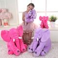 Plush toys, doll,Hold pillow,Cartoon dolls, Elephant, 40 CM, Free Shipping