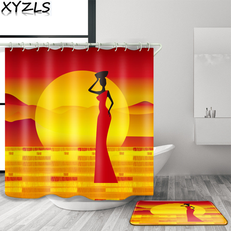 online get cheap africa shower curtain -aliexpress | alibaba group, Hause ideen