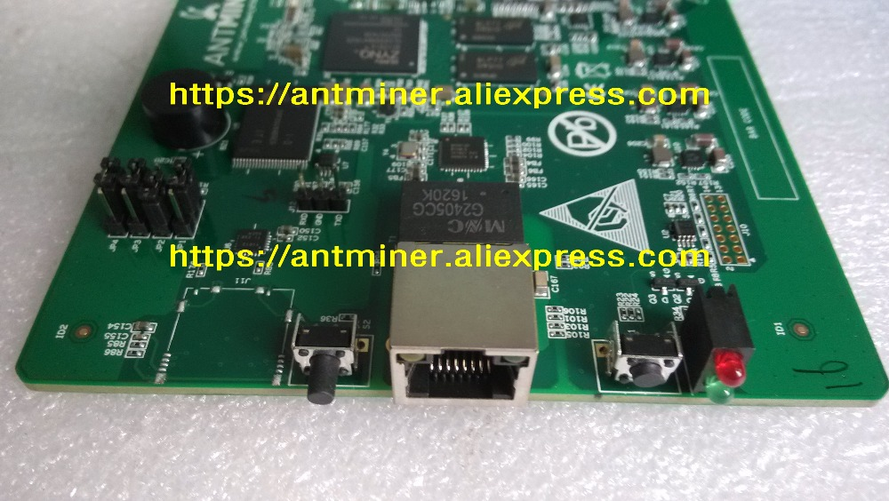Antminer S9 T9 Controlboard Xc7z010 Bitcoin Miner Parts S9 Bitmain
