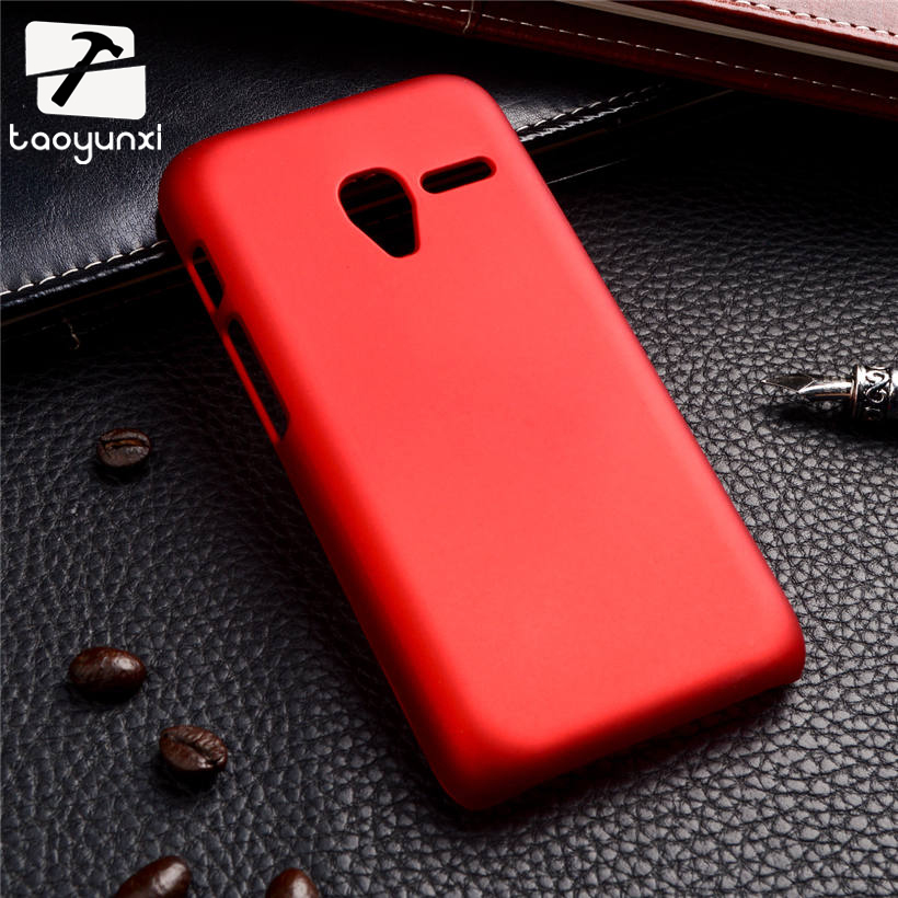 Taoyunxi 3g Version Hard Pc Cover For Alcatel Onetouch One Touch Pixi 3 4 5inch 4027 4028 Ot