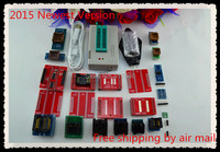 Precio Envío Gratis V9.00 XGECU TL866II más TL866A USB Bios programador Universal SPI Flash NAND 24 93 25 EEPROM MCU PIC AVR + 22 adaptadores