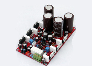 TDA7293+NE5532 In Parallel two-channel Stero Power Amplifier Board (250W * 2)