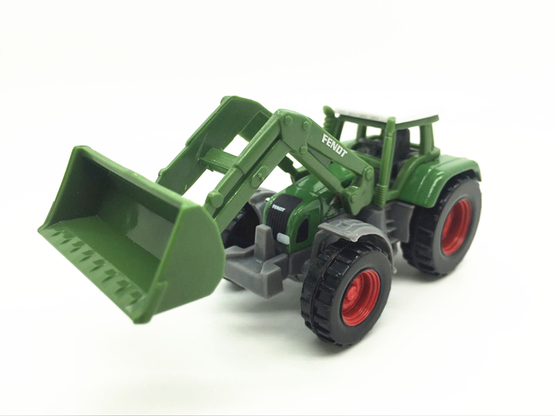 Free standard postage 1 64 Alloy car model tractor truck excavator kids toys Agricultural vehicles Children