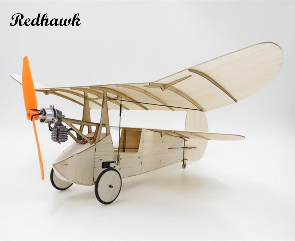 RC Plane Laser Cut Balsa Wood Airplane Newton top of the wing Frame without Cover Wingspan 358mm Balsa Wood Model Building Kit все цены