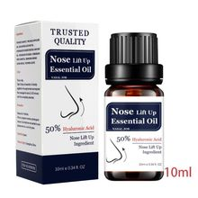 10ml Natural Mild No Surgery Powerful Nose Lift Up Essence Oil Beauty Nasal Care Massage Bone Remodeling Serum Shaping Cream effecttive powerful nosal bone remodeling oil beautiful nose lift up cream magic essence cream beauty nose up shaping product