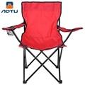 2017 de Alta Qualidade AT6705 AOTU Cadeira De Acampamento De Pesca de Lazer Engrossar Poltrona Dobrável Portátil Perfeito Para Atividades Ao Ar Livre