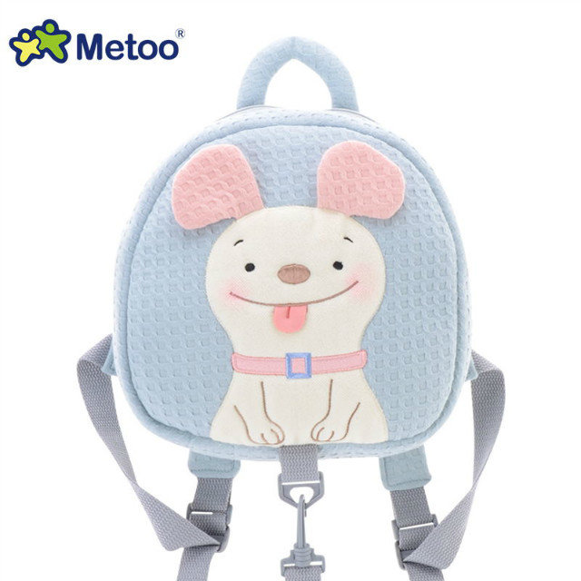 NEW! Child backpack anti lost Plush Backpack, cute puppy, birthday gift, Christmas gift
