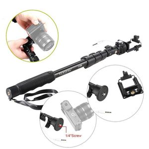 Image 3 - Selfie Stick Yunteng 1188 Extendable Handheld for IOS Android Smartphone Phone Clip Holder