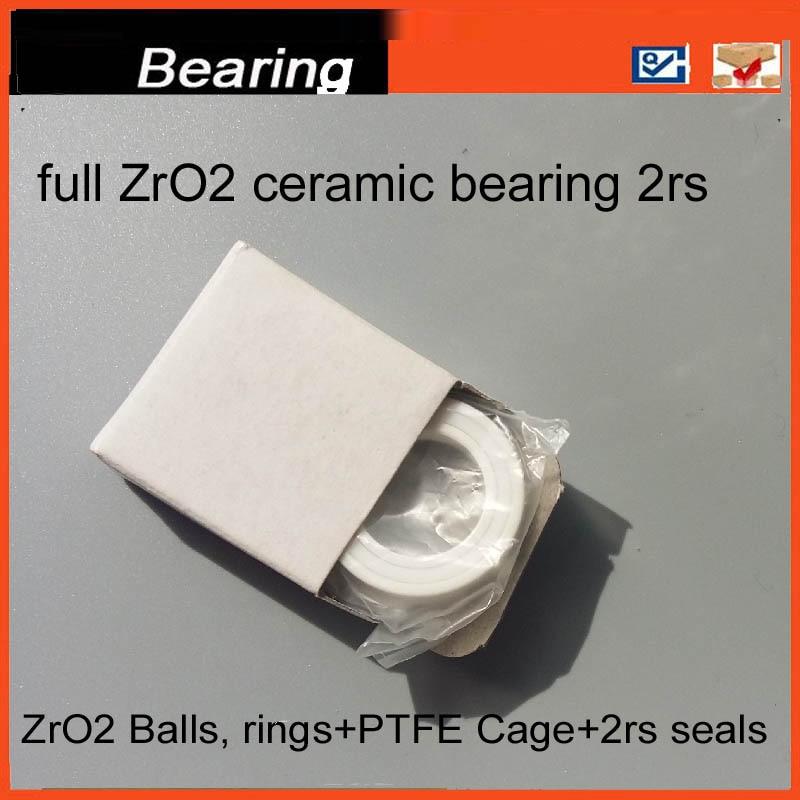6903-2rs ceramic bearing zro2 full ceramic material 61903-2rs 6700rs 6700 2rs 6700 2rs 6700 rs 61700 2rs 10x15x4mm thin section bearing
