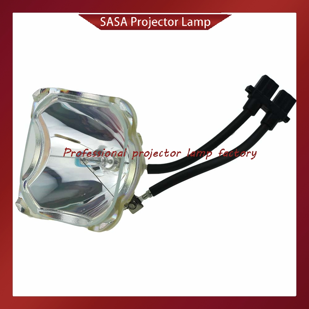 Free shipping High Quality DT00661 Compatible Projector Bare Bulb lamp for HITACHI HDP-J52 PJ-TX100 PJ-TX100W projectors compatible bare projector lamp bulb r9832775 nsha350 for barco phwu 81b phwx 81b phxg 91b