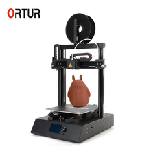 цена на China Factory Supplier Ortur-4 LCD 12864 3D Printer High Precision FDM 3d Printer Machine for 3D Model with 1.75MM PLA Filaments