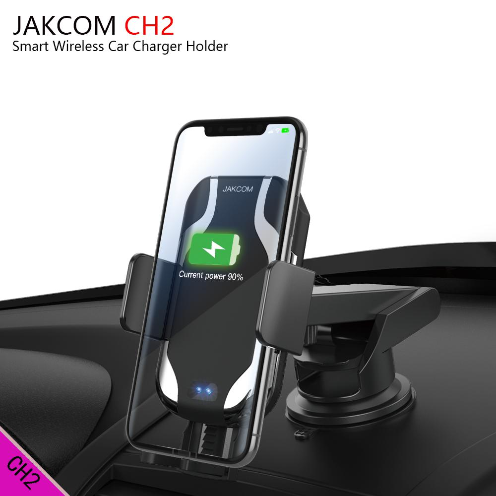JAKCOM CH2 Smart Wireless Car Charger Holder Hot sale in Chargers as charger 18v roidmi 3s dodocool