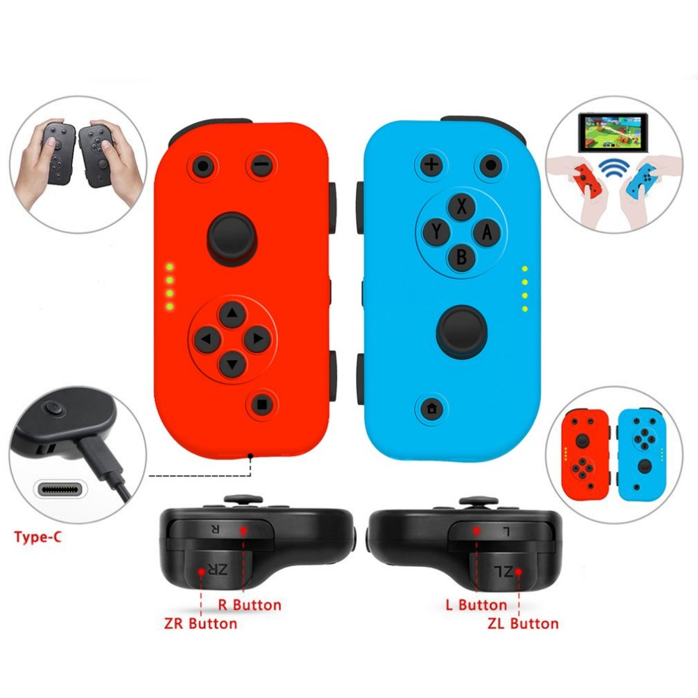 Joy-Con Joystick for Nintend Switch Joy-Con Controller Joy-con handle switch left and right handle for Nintend