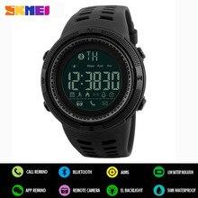 SKMEI мужские умные часы калории шагомер напоминание цифровые спортивные часы для Apple IOS Android мужские женские непромокаемые наручные часы