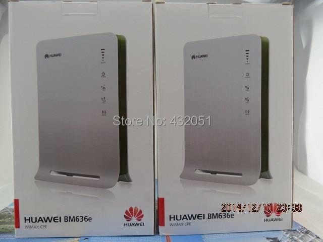 Huawei BM636e WiMAX CPE Router
