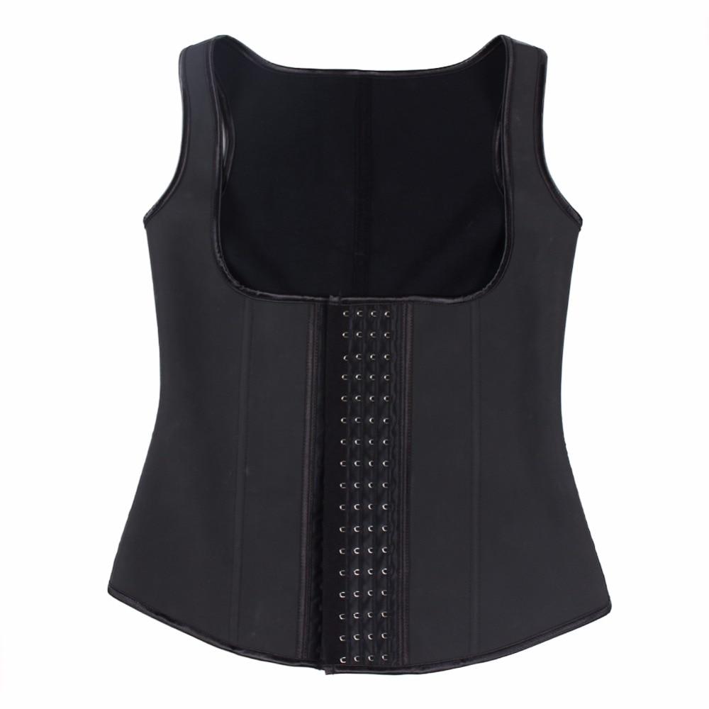 74b68629d4e8b Detail Feedback Questions about YUMDO 100% Latex Waist Trainer Vest ...