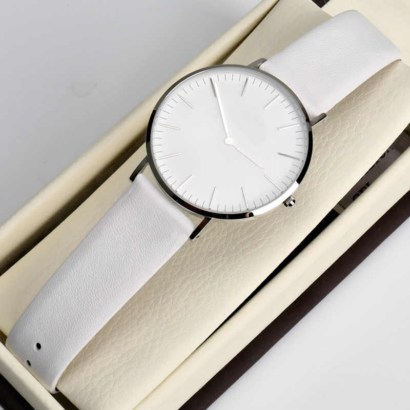 Maikes時計アクセサリー12ミリメートル-24ミリメートル本革時計バンド用dwダニエルウェリントン腕時計ストラップブラウンブレスレット時計バンド