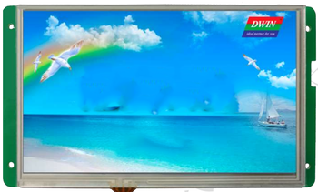 DMT80480L070_01W DMT80480L070_01WN DMT80480L070_01WT 7 inch DWIN serial port instruction screen - discount item  11% OFF Tablet Accessories