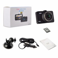 AZGIANT HD 1080P Car Dash Cam Portable DVR Sony Sensor Loop Recording 8GB SD Card Included DT 80 Driving recorder