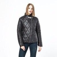 Biocen 2018 Spring Autumn Warm Winter Jacket Women New Fashion Women S Solid Color Cotton Coat