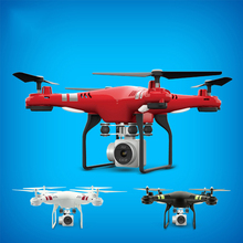 RC Helicopter Camera Drone professional drones 0.3MP/2MP HD WIFI FPV Selfie Drones Quadcopter Professional camera