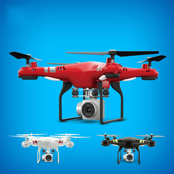 цена RC Helicopter Camera Drone professional drones 0.3MP/2MP HD WIFI FPV Selfie Drones Quadcopter Professional camera Drone онлайн в 2017 году