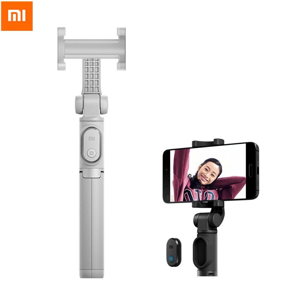 Xiaomi Mi Stativ Selfie Stick Drahtlose Bluetooth Fernbedienung Tragbare Einbeinstativ Ausziehbare Handhalter Für Handys