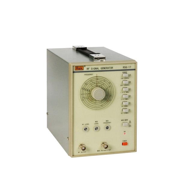 Signal generator RSG-17 100KHz-150MHz High Frequency Signal Generator specializing in the production of wholesale tsg 17 high frequency signal generator 100 khz to 150 mhz signal frequency