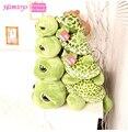 60cm 23.6'' Giant Plush Toys Tortoise Stuffed Animal Turtle Doll Stitch Soft Brinquedos Plusheen Gift #SA15