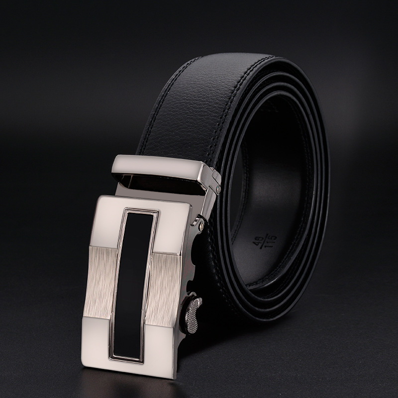 New Arrival Brand Leather Designer   Belts   men automatic buckle business Leather   belts   male waistband ceinture,cinto masculino
