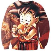Saiyan Sweatshirts