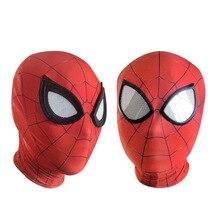 Детская и взрослая Маска «Мстители 3», «Человек-паук», «Человек-паук», «Железный Человек-паук», маска для Пурима, «супергерой» на Хэллоуин, маска с 2 стилями