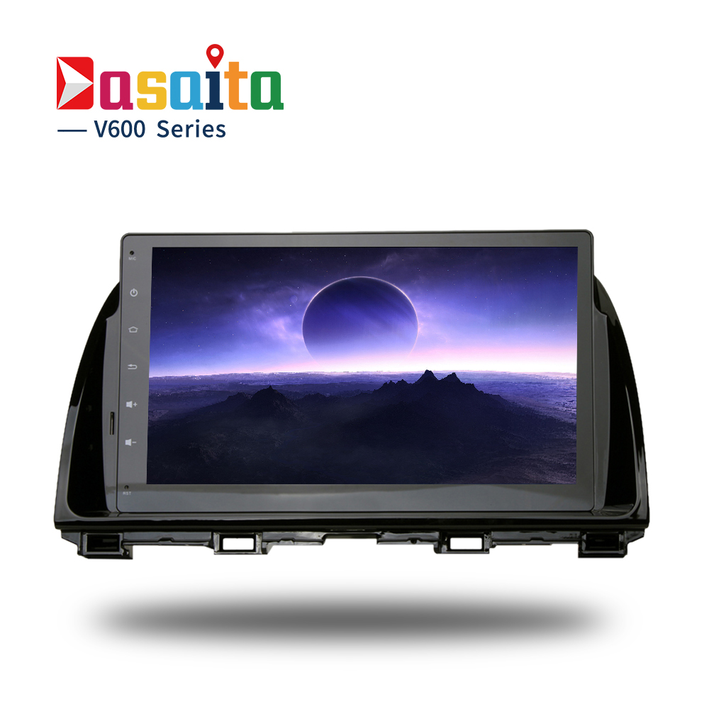 Octa Core 2 din font b Android b font 6 0 Car GPS For Mazda 6
