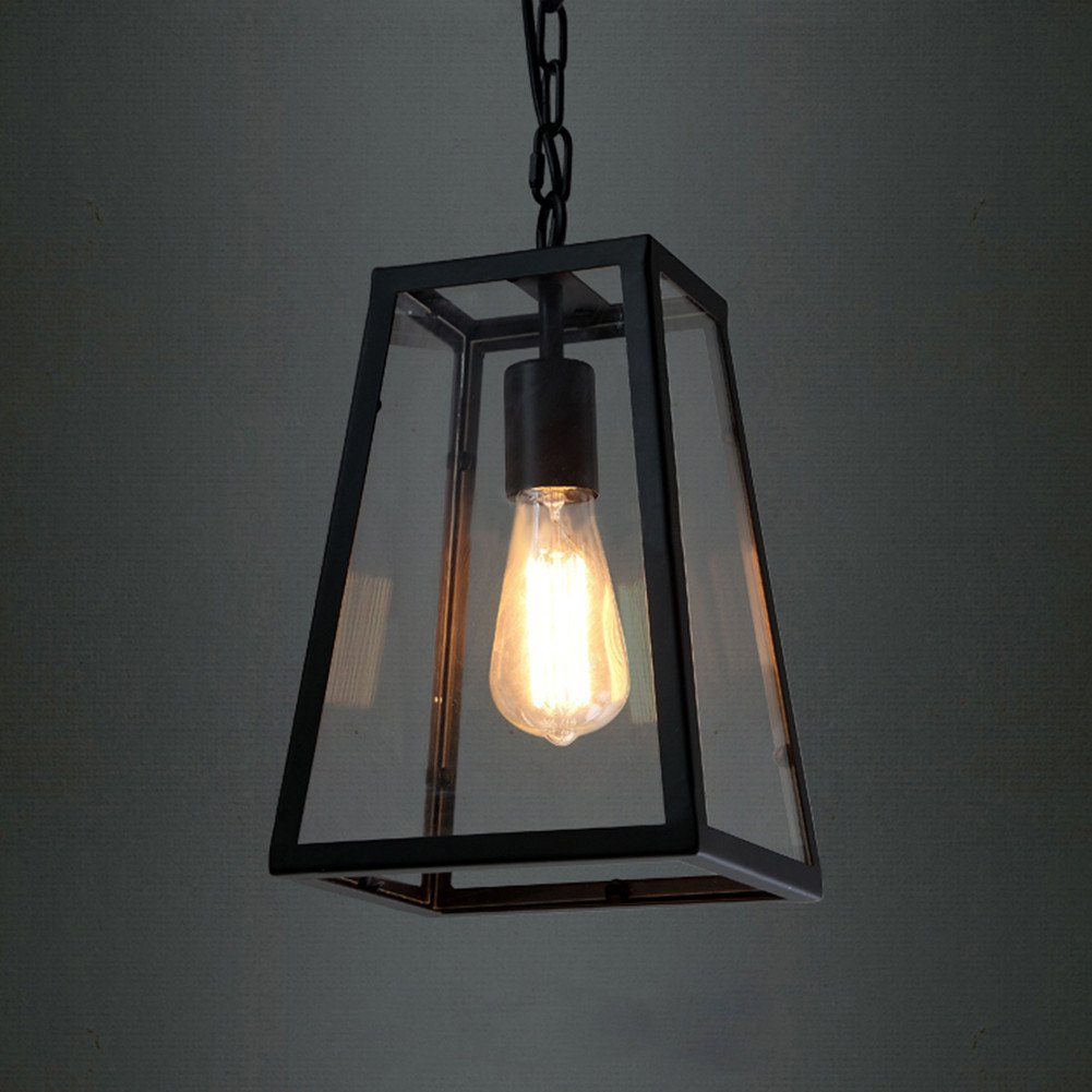 American Village Industrial retro Pendant Lights Edison LED bulb Cafe Restaurant droplight Black wrought iron lamp E27 Lighting rustic wrought iron chandelier lighting european american retro living room lighting village restaurant industrial droplight
