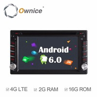 Ownice C500 Android 6 0 Quad Core 2G RAM 2 Din Car Dvd Radio Player GPS