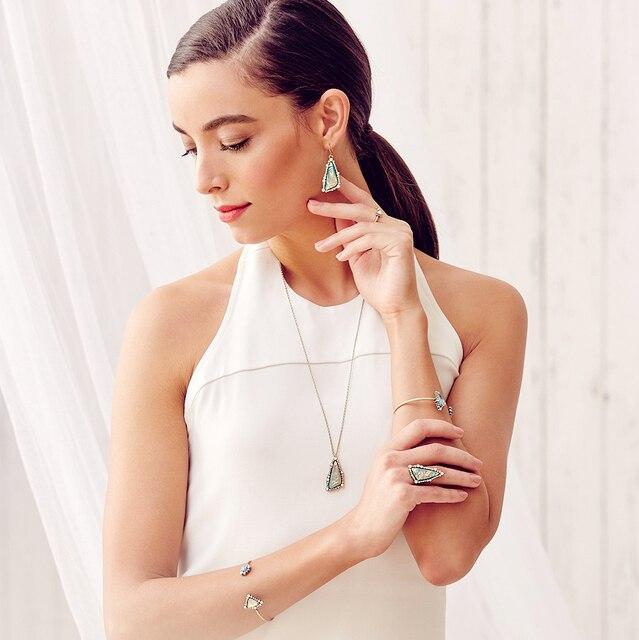 Super Deals Hot Sale Dazzles Color Women Dream Catcher Ear Accessories Brand Earrings