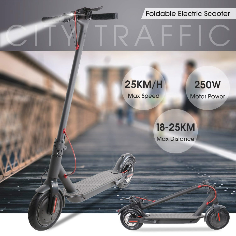 Folding Electric Scooter 1