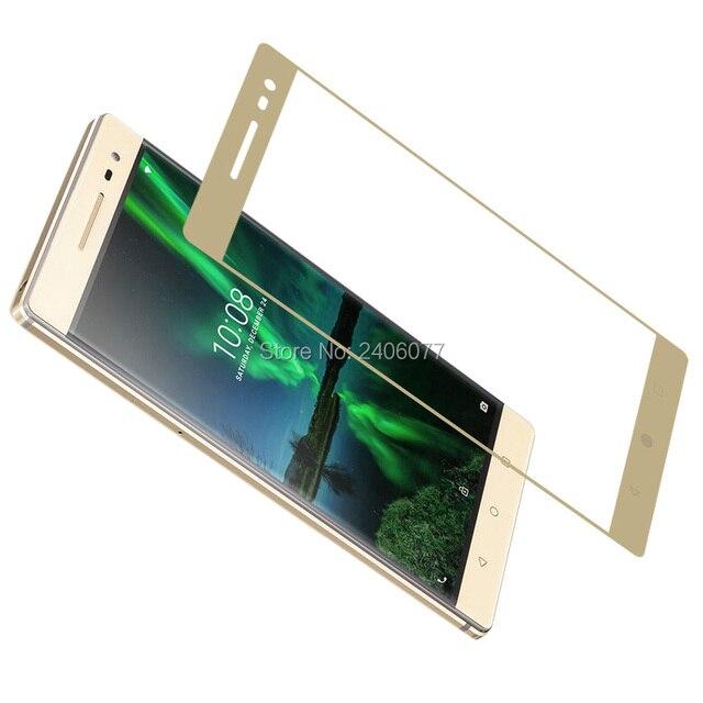 """Полный Закаленное Стекло-Экран Протектор для Lenovo Phab 2 Pro PB2-690N 6.4 """"телефон Анти Explostion 2.5D 9 H 0.3 мм Стекла Протекторы"""