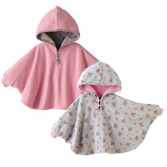 33d3450fb671 2016 Baby Cloak Two sided wear Reversible baby children s cape ...