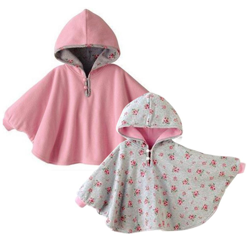Fein 2016 Baby-mantel Zwei Einseitige Abnutzung Reversible Baby Kinder Kapoberbekleidung Jacke Kleidung Mantel Samt Weihnachten Baby Hoodie Strampler