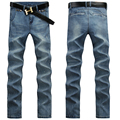 2015 New Winter&Spring Pants freeshiping casual full length pants denim jeans Casual Jeans Pants Size 28-36 UK380