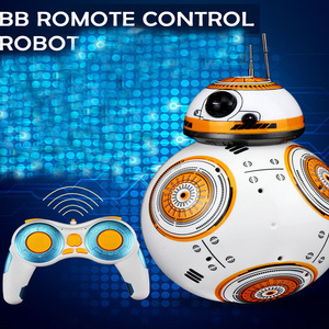 BB-8 Ball Star Wars RC Action
