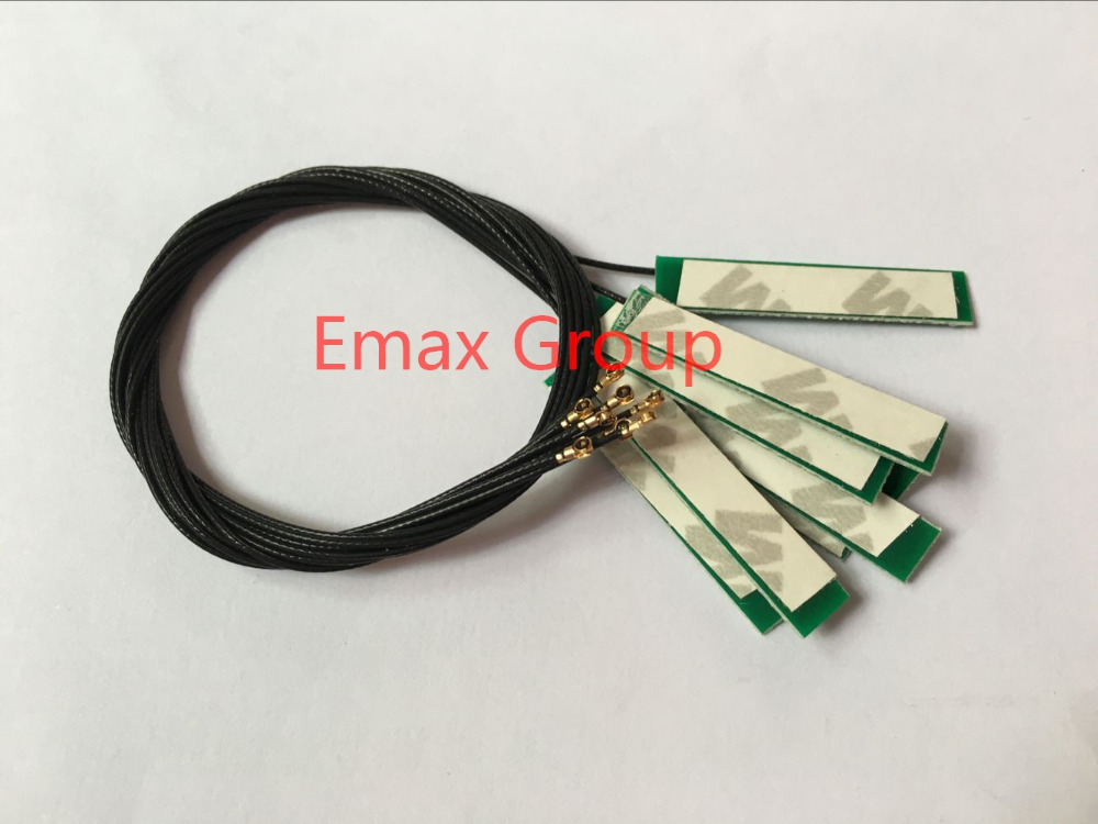 2 pièces Antenne 30 CM 4G NGFF MHF4 IPX Connecteur DIPEX LTE Interne Antenne Intégrée pour ME906S-158 EM7305 EM7345 EM7355 LN930