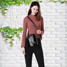CROWDALE 2019 Women Messenger Bags lion printing Shoulder Bag Cute Children Crossbody Kawaii Bolsas 23x17x5cm
